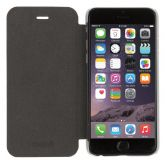 Caseit Executive Slimline Folio Case Cover with Clear Back for iPhone 6 4.7 Inch